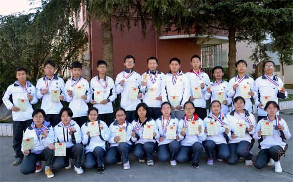 云南�9�i_2018年云南省青少年车辆、建筑模型比赛我校获佳绩,科技教育